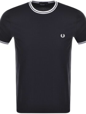 Twin Tipped T-Shirt Navy