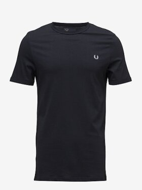 Ringer T-Shirt Navy