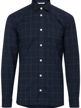 Alvin LS Y/D checked shirt